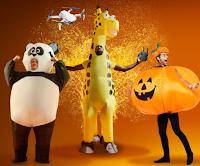 """Concorso Fanta """"Mostra il tuo lato assurdo"""" :  vinci gratis costumi, Huawei P40, droni, fotocamere"""