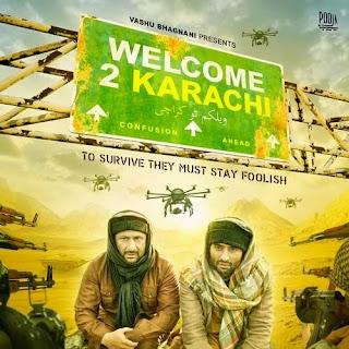 Lalla Lalla Lori - Welcome To Karachi