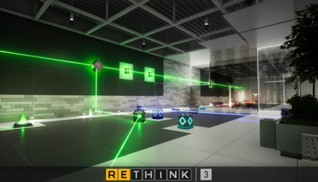 ReThink 3 Free Download PC Game Cracked in Direct Link and Torrent. ReThink 3 is a Puzzle Game in a futuristic setting, that features a variety of Puzzles that utilize Lasers and the behavior of light and it's colors. Use new gameplay mechanics to…