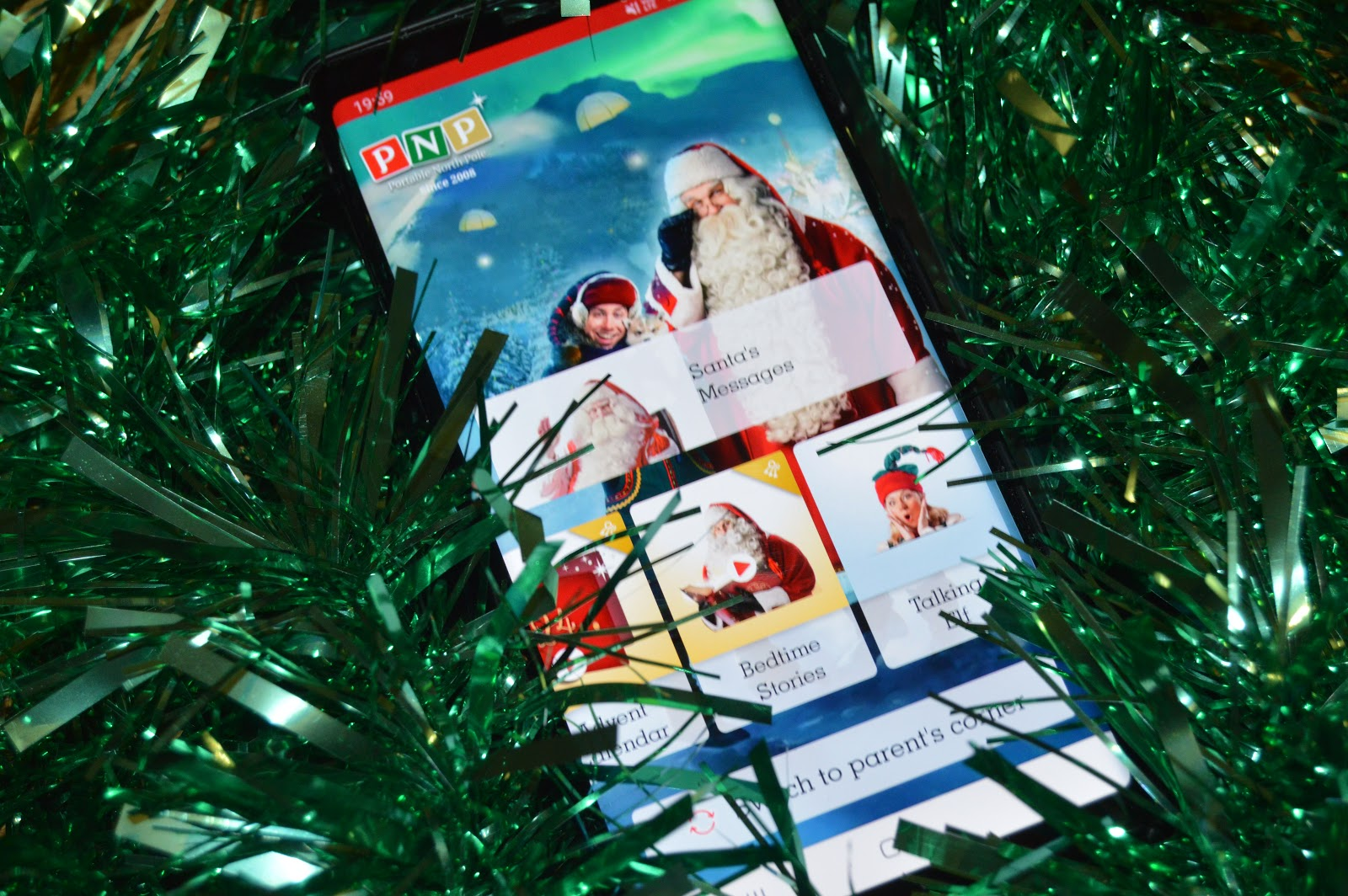 Portable North Pole App