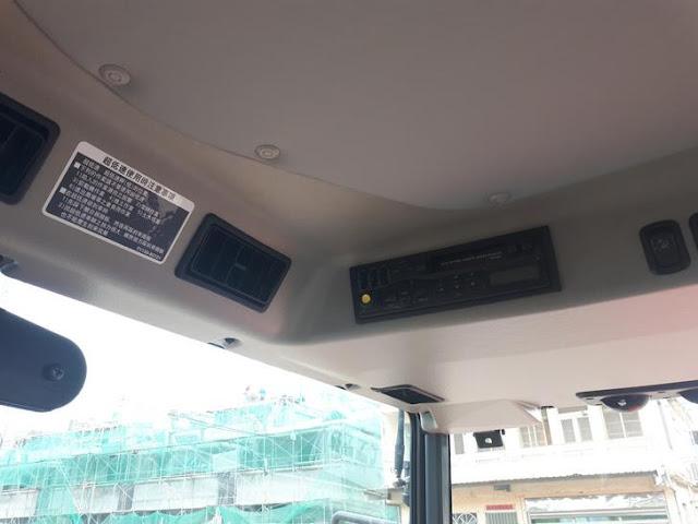KUBOTA-KL41 內建收音機及冷氣