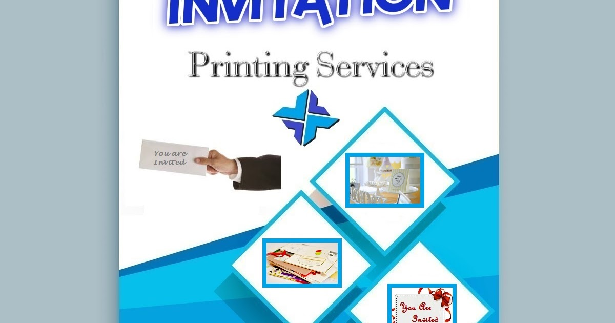 Invitation printing services printixels philippines stopboris Choice Image
