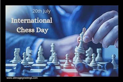 international chess day images