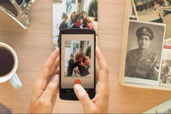 Trải nghiệm ứng dụng khôi phục ảnh gốc online từ ứng dụng Google PhotoScan miễn phí