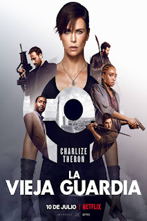 La vieja guardia | The old guard | Netflix