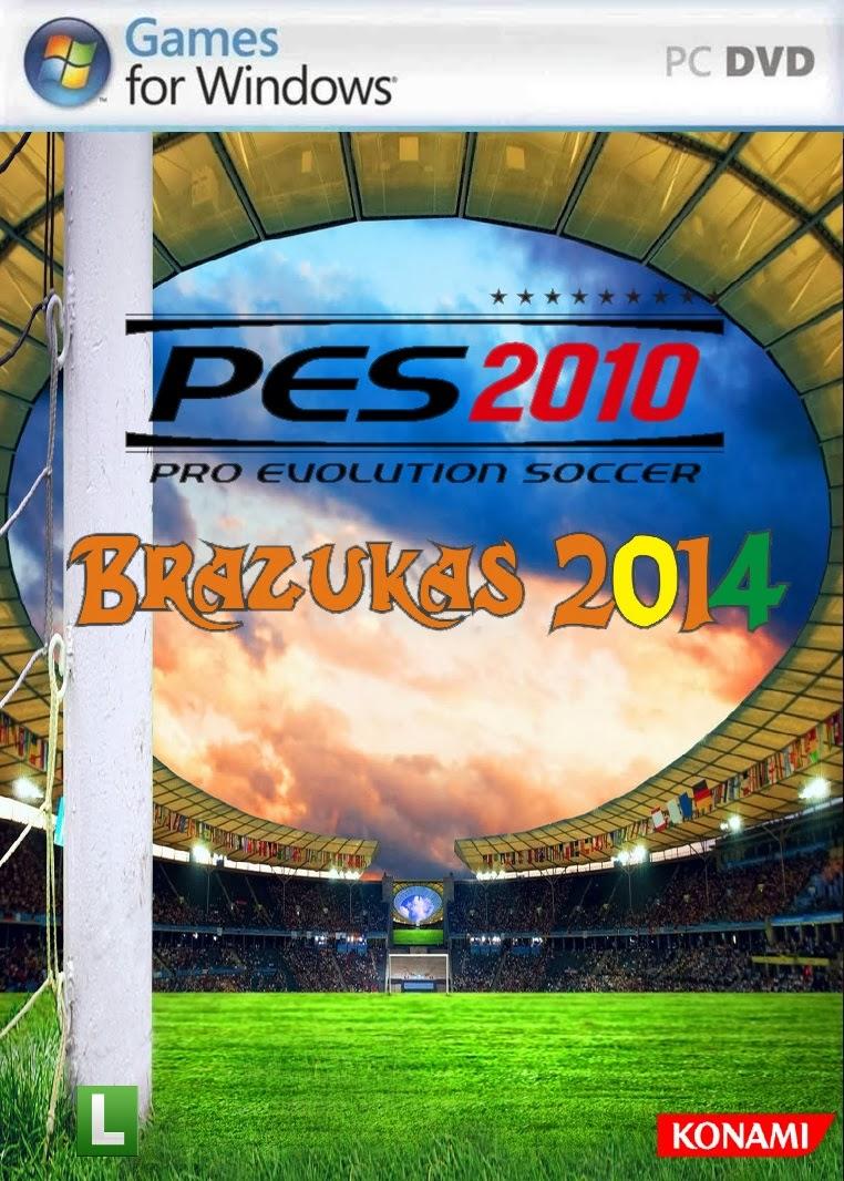 patch brazukas para pes 2013 pc