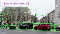 Learn Object Detection, Counting and Tracking with DL, ML