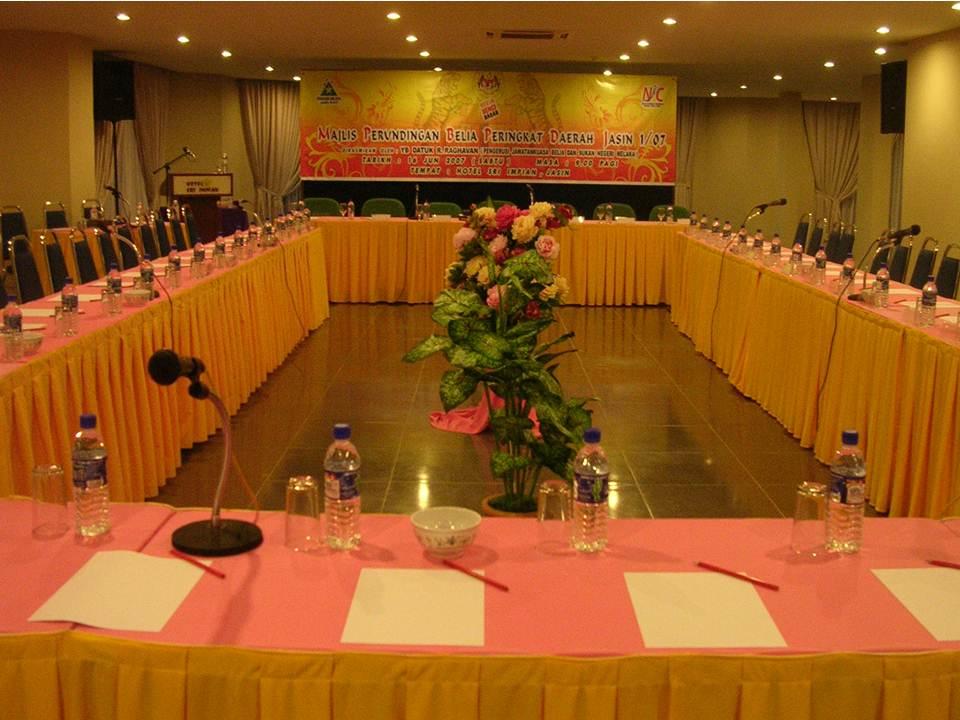Panduan Protokol Susunan Kerusi Vip Dalam Majlis Rasmi Sekolah