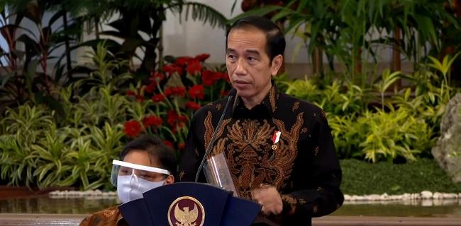 Jokowi Belum Lakukan Reshuffle Bukan Karena Menteri-menterinya Sudah Punya Sense Of Crisis