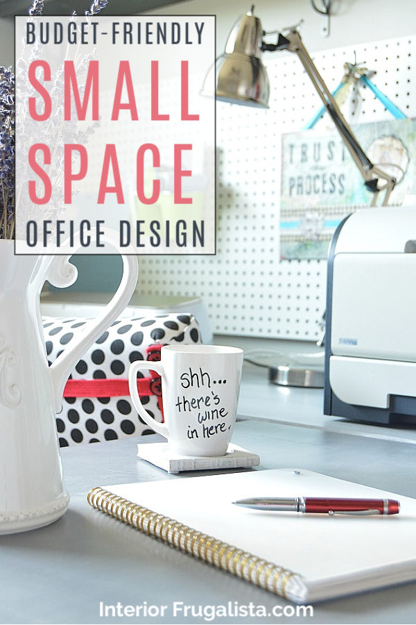 Budget-Friendly Small Space Office Design