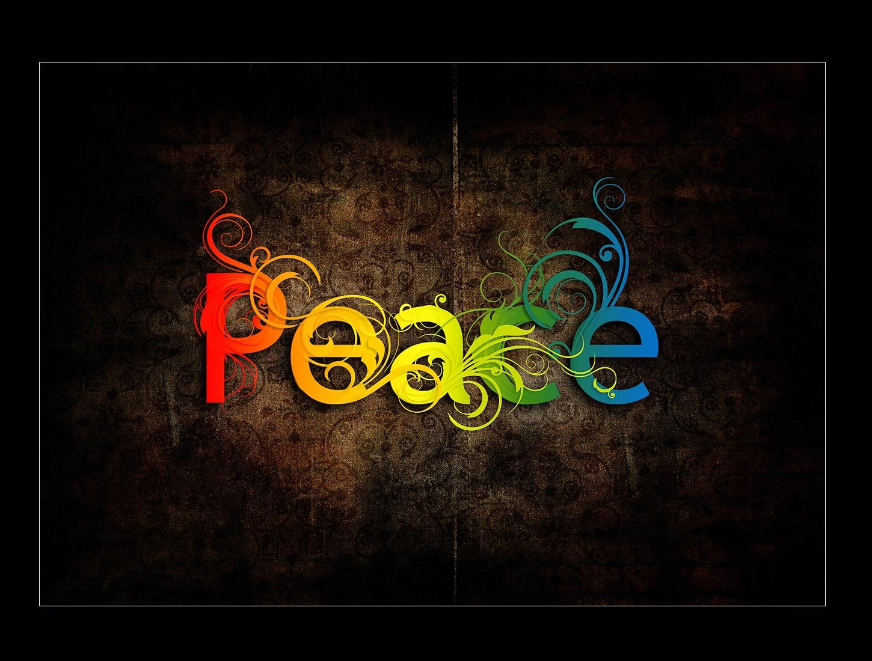 和平爱与和谐
