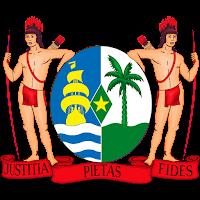 Logo Gambar Lambang Simbol Negara Suriname PNG JPG ukuran 200 px