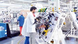 """فرص عمل : 50 عامل وعاملة في صناعة السيارات """"الكابلاج"""""""