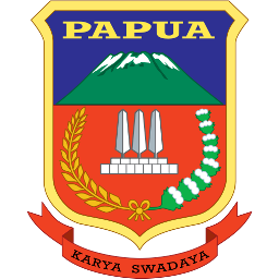 Logo Kabupaten Kota di Provinsi Papua