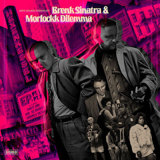 Brenk Sinatra & Morlockk Dilemma - Hexenkessel EP 1+2 (2017) - Album Download, Itunes Cover, Official Cover, Album CD Cover Art, Tracklist