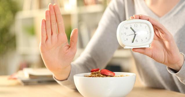 aralıklı oruç diyeti ve faydaları