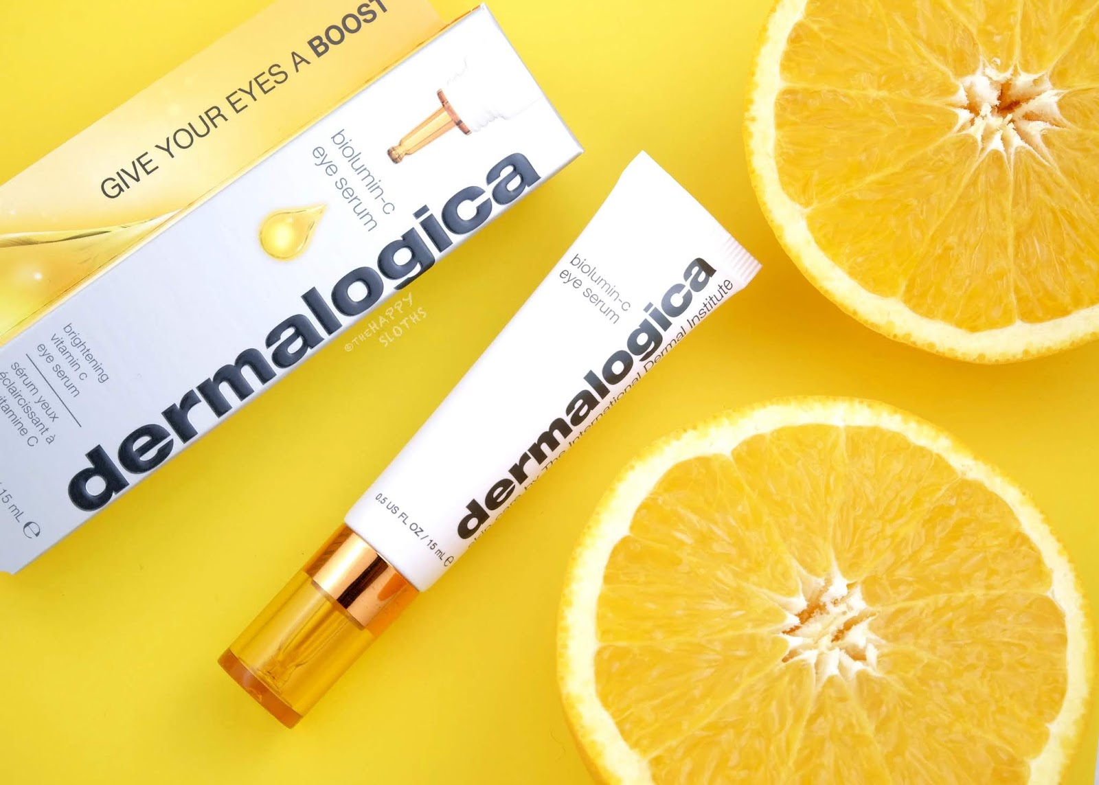 Dermalogica | Biolumin-C Eye Serum: Review