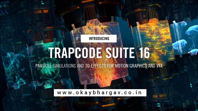 Red Giant Trapcode Suit 16 with Serial Key for Windows Free Download - Okay Bhargav
