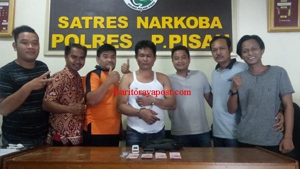 Polres Pulpis Tangkap DPO Pengedar Narkoba
