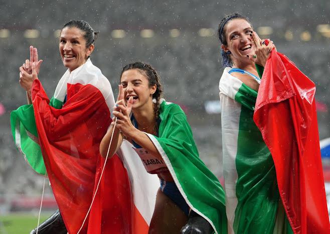 Paralimpiadi: sui 100 metri, il podio è tutto italiano