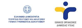 Οι οδηγίες ΕΟΔΥ για τα τεστ των αγώνων παίδων -εφήβων- κορασίδων- νεανίδων  μέχρι 7 Ιουνίου