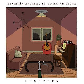 """benjamín walker y tó brandileone se unen en una nueva versión de """"florecen"""""""