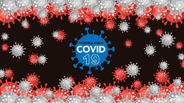 Antapani Penyumbang Kasus Positif COVID-19 Aktif Tertinggi di Bandung