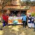 विश्व आद्र भूमि दिवस के अवसर पर वेटलैंड  स्थल का किया भ्रमण