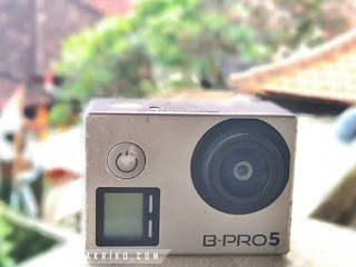 Masalah Pada BPro AE Mark II S, hasil Video Blur