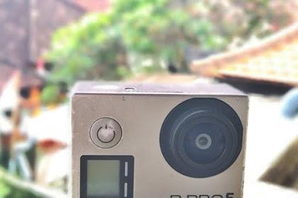 Masalah Pada BPro 5 AE Mark II S, hasil Video Blur