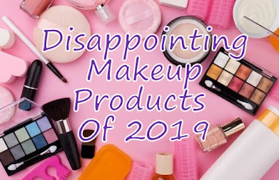 Makeup fails from 2019