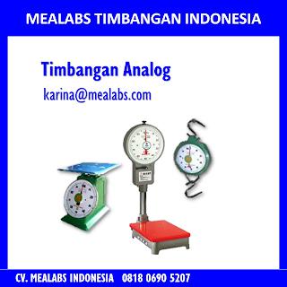 Jual timbangan analog mealabs timbangan indonesia