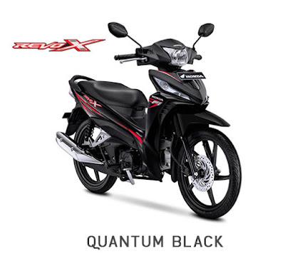 Revo-X Quantum Black 2018 Anisa Naga Mas Motor Klaten Dealer Asli Resmi Astra Honda Motor Klaten Boyolali Solo Jogja Wonogiri Sragen Karanganyar Magelang Jawa Tengah.
