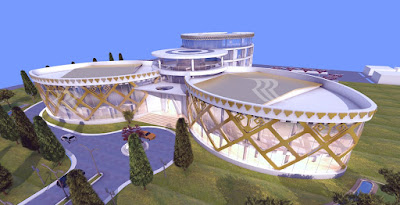 Disperpusarsip Kalimantan Selatan Kaji Banding Pembangunan Perpustakaan di Lampung