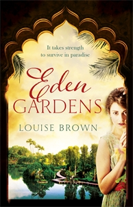 Eden Gardens by Louise Brown