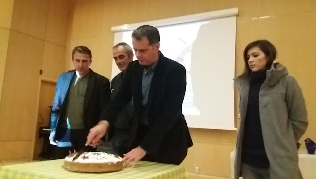 Βραβεύσεις και κοπή πίτας στη γιορτή της ΕΑΣ ΣΕΓΑΣ Πελοποννήσου