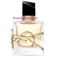 Logo Diventa tester Yves Saint Laurent ''Libre'' Eau de Parfum