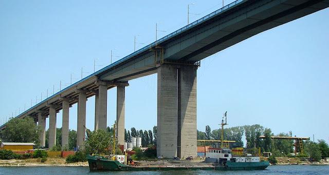 """""""Аспаруховия мост"""" във Варна навърши 43 години"""