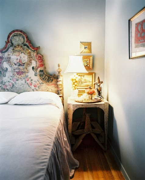 Eye For Design Decorating With Painted Headboards