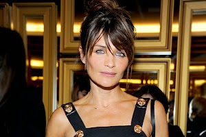 Helena Christensen: I hate diets because it is obsessed with food!