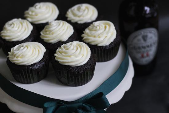 Guinness cupcakes Nigella recipe