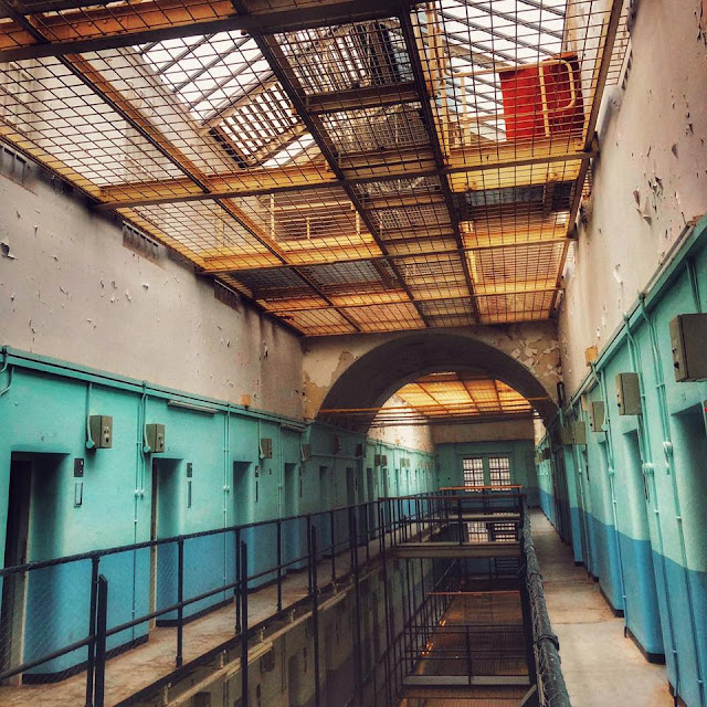 Shepton Mallet Prison Abandoned Buildings