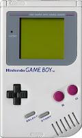 Imagen de la consola portátil de Nintendo, Game Boy