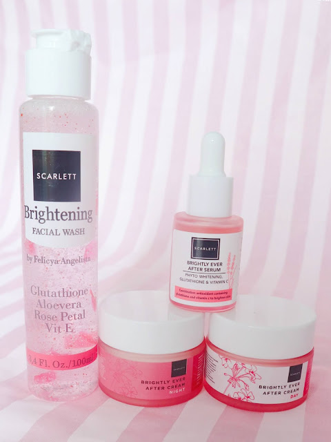 Scarlett Whitening Brightly Ever After