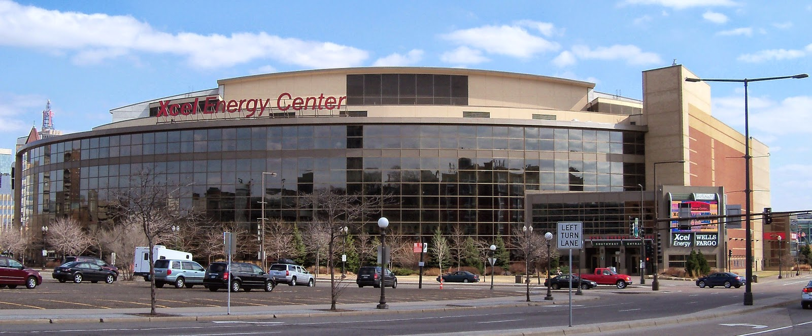 Xcel Energy Center Luxury Suites, Single Event Rentals, 2018