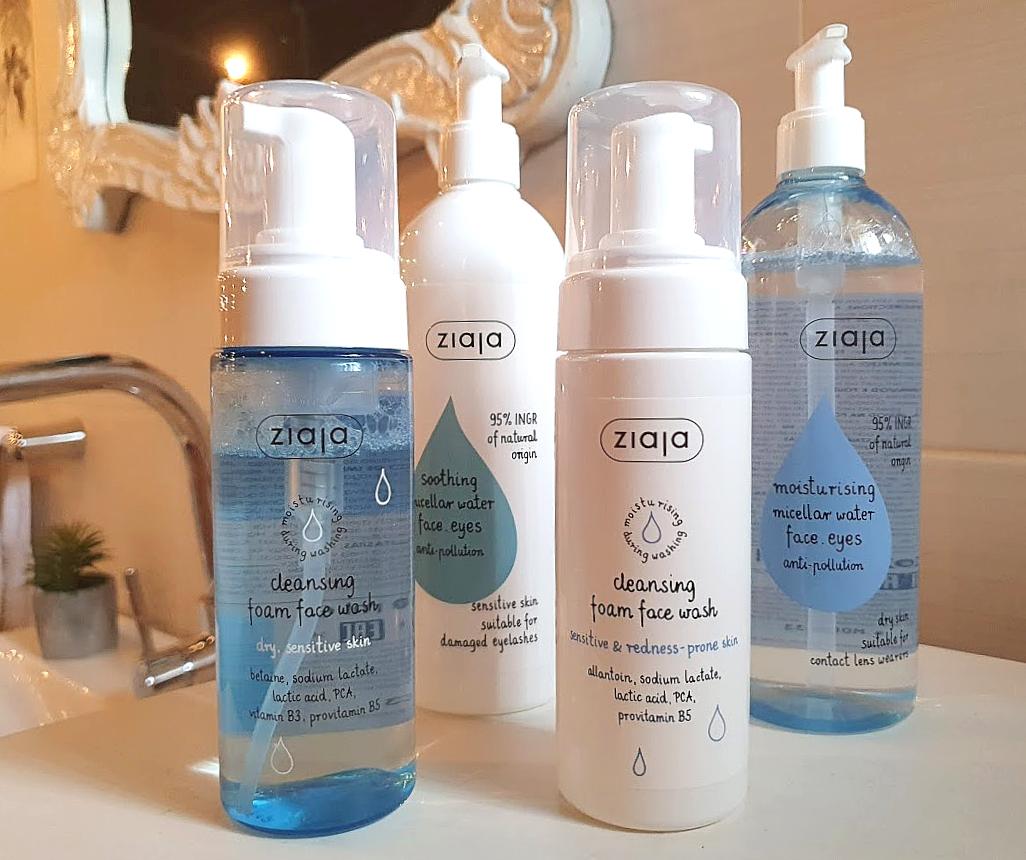 micelarna za osjetljivu i suhu kožu