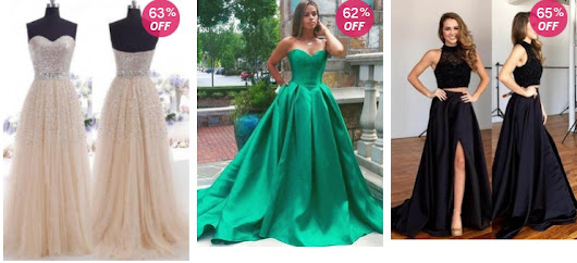 Wedding and Party Dresses