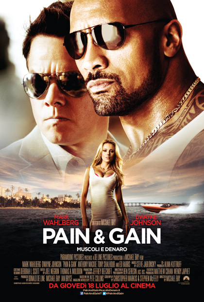 Nonton Download Film Pain & Gain (2013) Full Movie Sub Indo