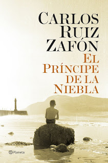 Especial Zafón | Reseña: El príncipe de la Niebla, de Carlos Ruiz Zafón