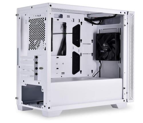 Lian Li LANCOOL 205M microATX Mid-Tower PC Case